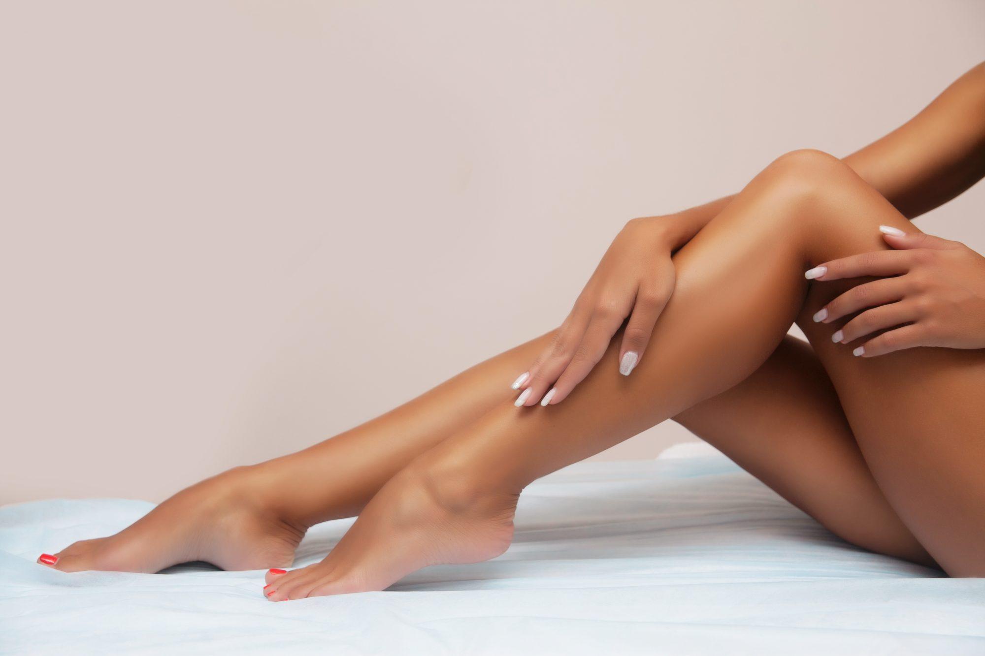 Hair Removal Haarentfernung Beine