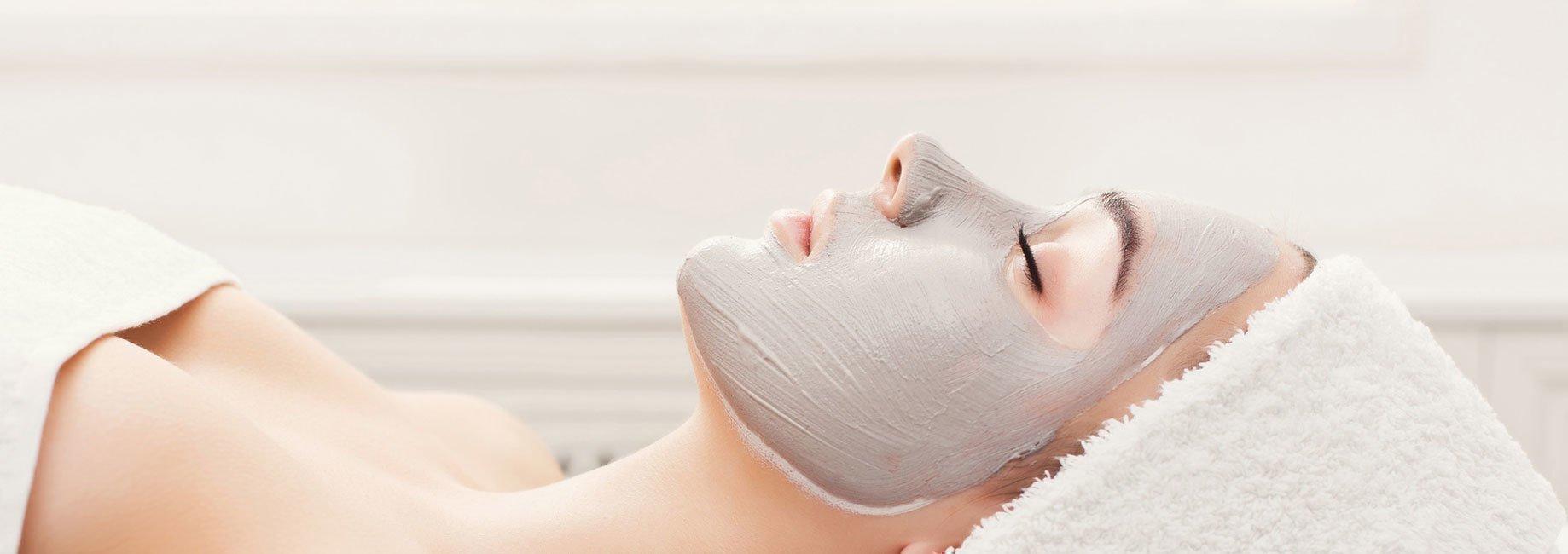 Gesichtbehandlung im Kosmetikstudio Zürich