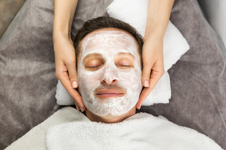 Gesichtsbehandlung Männer Kosmetikstudio Zürich