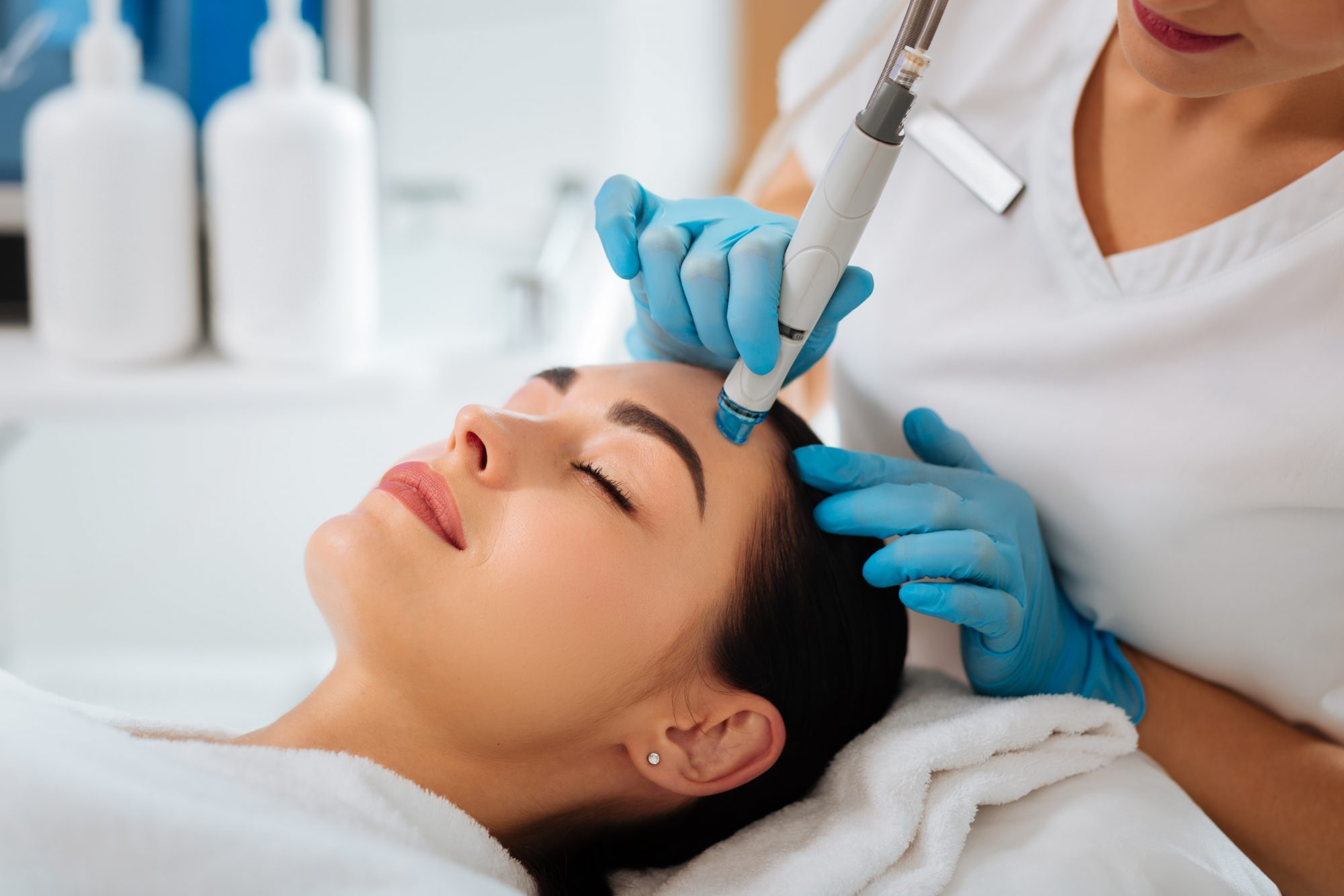 Hydrodermabrasion Hydrafacial Hair Removal Zürich